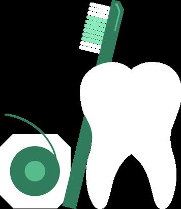 Enseña a tus hijos el hábito de una rutina de higiene oral