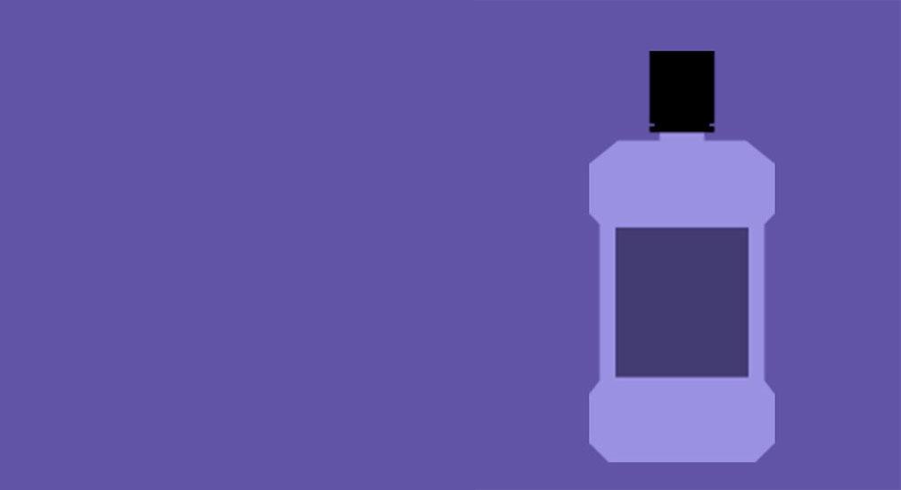 Botella LISTERINE®