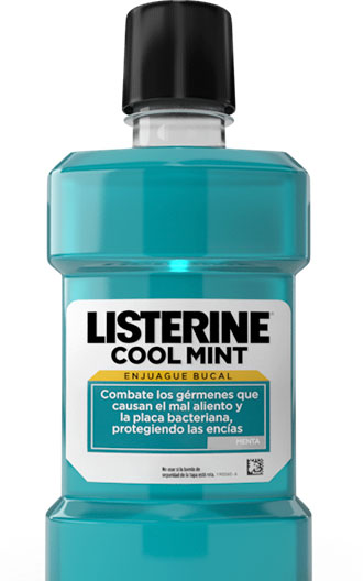 Enjuague Bucal LISTERINE®